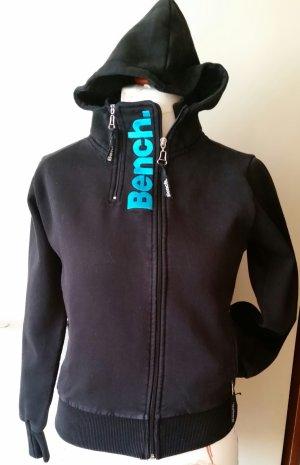 Schöne Sweatshirt Jacke von Bench Gr. L