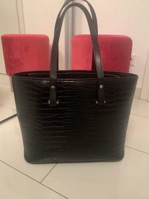 Schöne Tasche Kroko Style