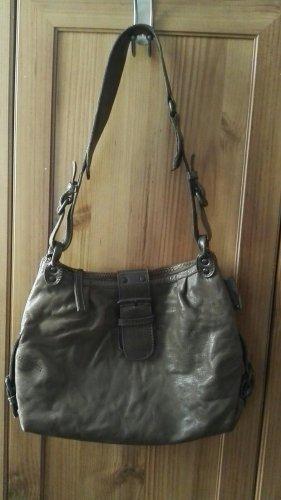 aunts & uncles Carry Bag grey brown