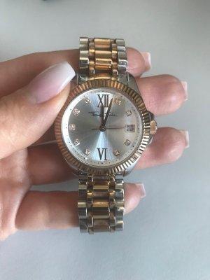 Thomas Sabo Horloge met metalen riempje zilver-rosé Metaal
