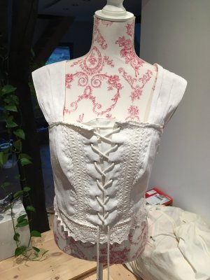 M&G Blusa tradizionale bianco