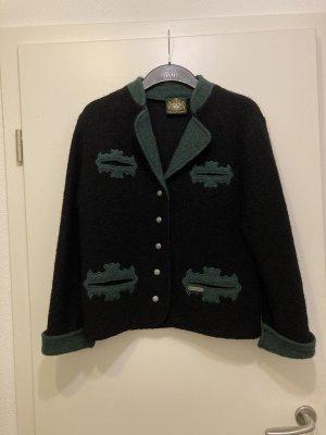 Hammerschmid Traditional Jacket black-dark green
