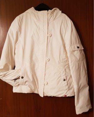edc by Esprit Outdoor jack licht beige Polyester