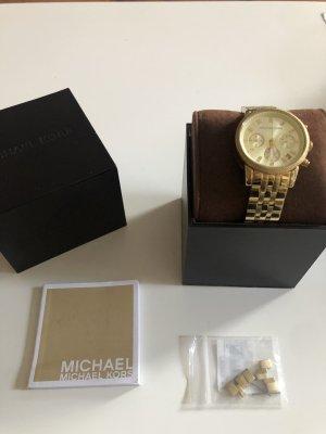 Schöne Uhr von Michael Kors