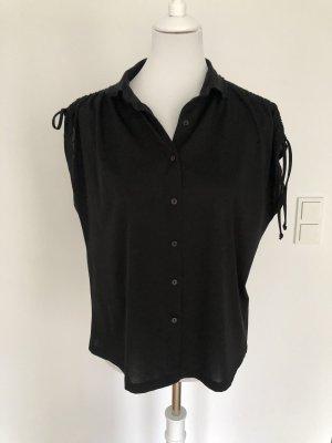 Schöne Vintage Bluse Größe 42