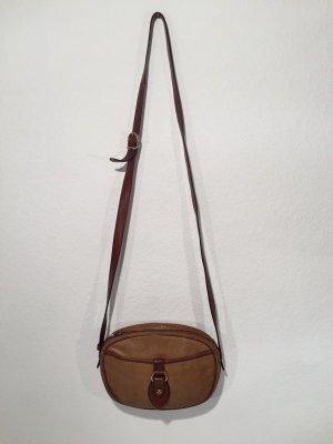 Schöne Vintage Etienne Aigner Crossbody Handtasche aus Leder
