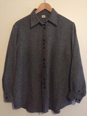 Schöne Vintage Hemdbluse Gr. 42/44