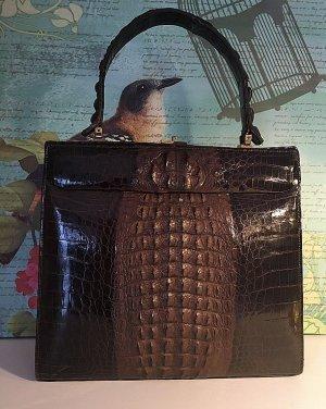 Aigner Handbag dark brown