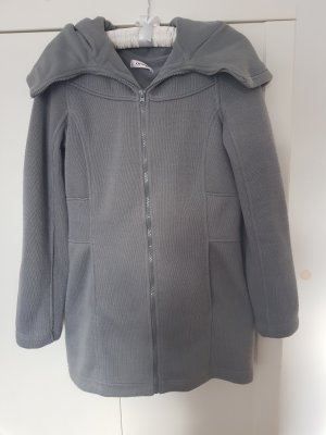 Orsay Giacca in pile grigio