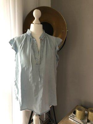 Promod Jeans blouse azuur