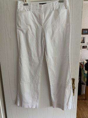 Gerry Weber Jeansy z prostymi nogawkami biały