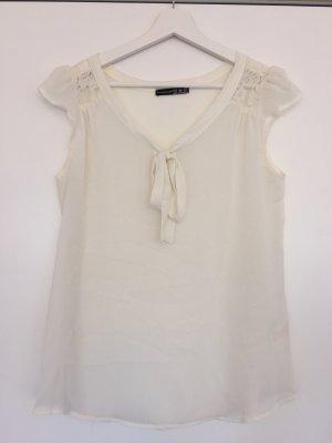 Schöne weiße Bluse *Atmosphere*