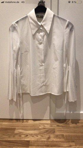 Schöne weiße Bluse von Fendi