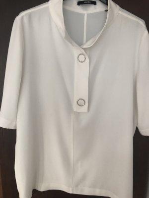 Schöne weiße Bluse von Someday zu verkaufen