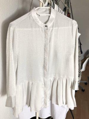 Schöne weiße Bluse von Vila