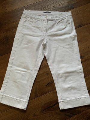 Schöne weiße Jeans