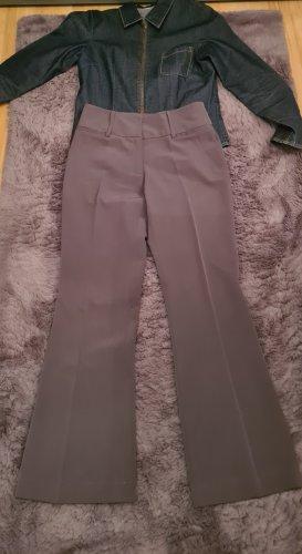 Hallhuber Pantalon Marlene gris foncé