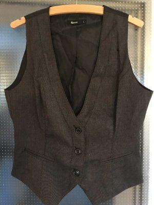 Flame Reversible Vest black-anthracite