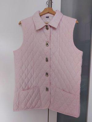 Down Vest pink