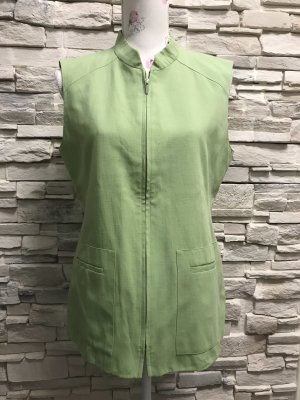 Gerry Weber Biker Vest pale green