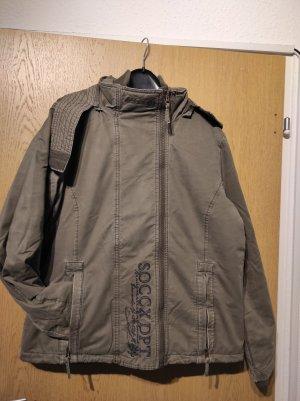 Soccx Winter Jacket ocher
