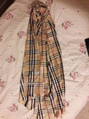 Schönen Burberry Schal