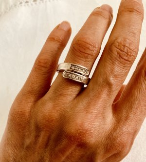 Esprit Srebrny pierścionek srebrny