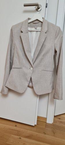 Schöner Anzug, Business, creme beige Töne, Blazer figurbetont