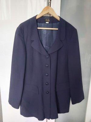 Apart Fashion Spodnie garniturowe ciemnoniebieski