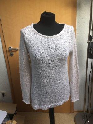 Schöner asymmetrischer Pullover von Garcia Jeans rückenausschnitt und paietten