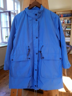 H&M Heavy Raincoat multicolored mixture fibre