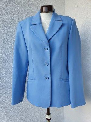 Benetton Klassischer Blazer korenblauw Polyester
