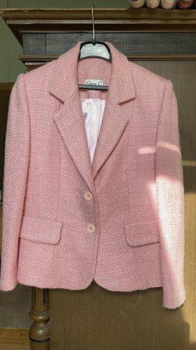 Cara Blazer lungo rosa Viscosa