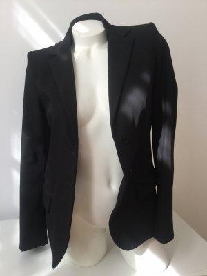Patrizia Pepe Jersey blazer zwart