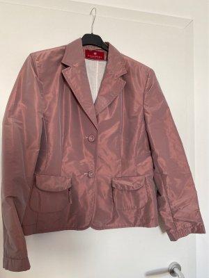 Schöner Blazer in einem pink-metallik Farbe