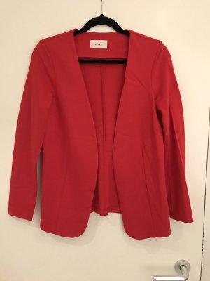 Schöner Blazer, Jersey, Vicolo, Gr M Farbe: leuchtend rot