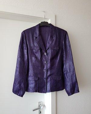 Adler Blazer vaquero violeta oscuro-lila