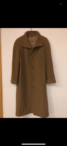 Cappotto in lana color cammello Lana