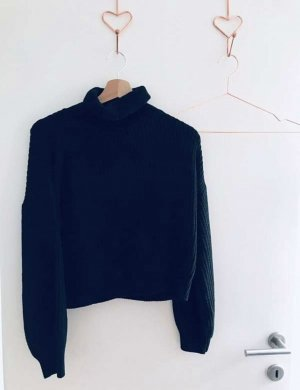 Schöner Crop Pullover