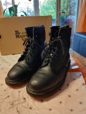 Dr. Martens Gothic laarzen zwart