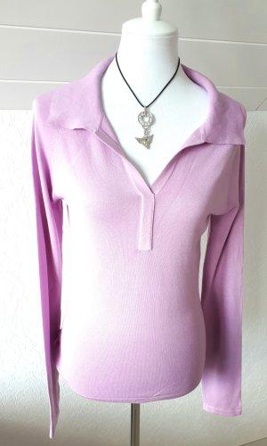 schöner dünner Pullover,S,flieder