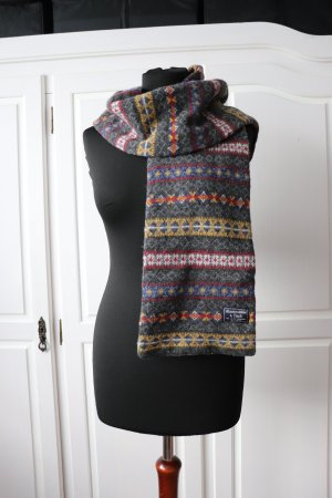 Abercrombie & Fitch Knitted Scarf multicolored
