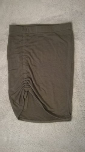 H&M Knitted Skirt grey