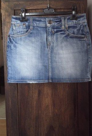 Schöner Jeans Minirock von S Oliver