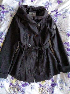 Aiki Between-Seasons Jacket dark grey-anthracite