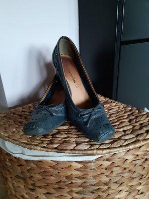 Tamaris Chaussure décontractée bleu
