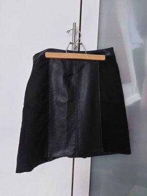 Orsay Skórzana spódnica czarny