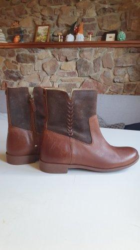 OluKai Bottes plissées brun