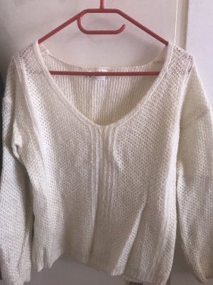 Bodyflirt Crochet Sweater natural white-white