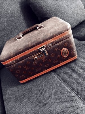 Louis Vuitton Neceser de belleza marrón
